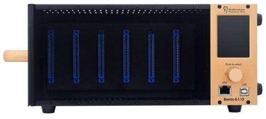 Bento 6 I/O 500 Series Rack