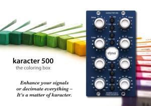 Karacter 500 Series