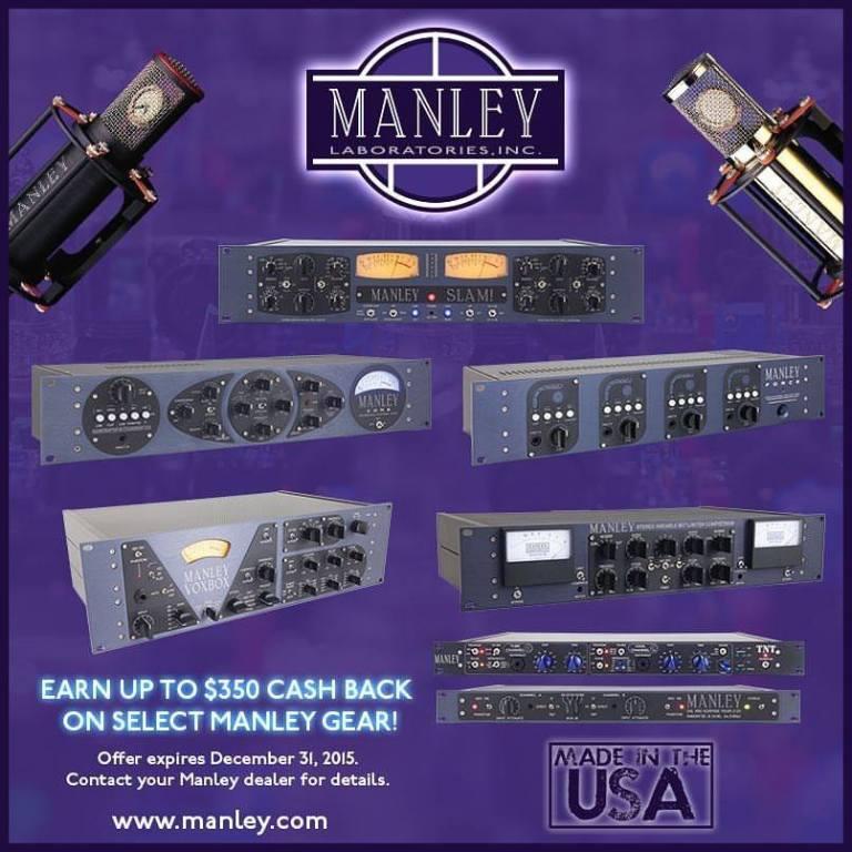 Manley Rebates