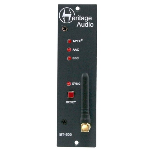 Heritage Audio BT-500 Module  - Bluetooth Streaming Module | Atlas Pro Audio