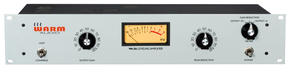 Warm Audio WA-2A | Atlas Pro Audio