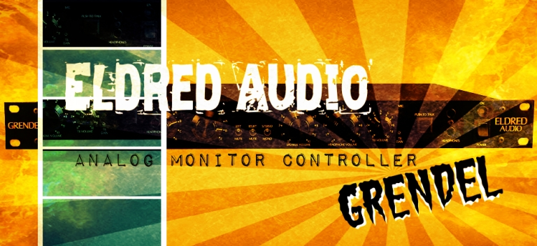 Eldred Audio Grendel Monitor Controller