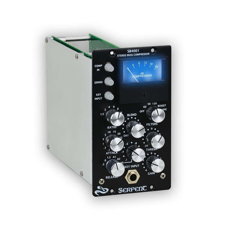 Serpent Audio SB4001 Stereo Compressor