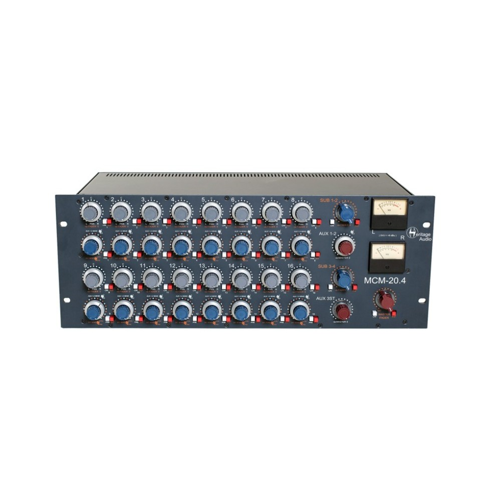 Heritage Audio MCM20.4 - Front